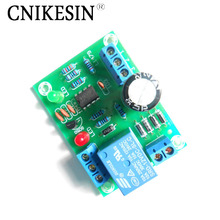 CNIKESIN 3PCS Water level liquid level switch sensor controller diy water tank Tower pool Automatic pumping Electronic