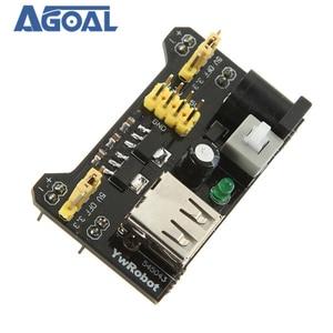 Image 4 - 10Pcs/lot MB102 Breadboard Module Adapter Shield Power Module 3.3V/5V For DIY MB 102 Free Shipping
