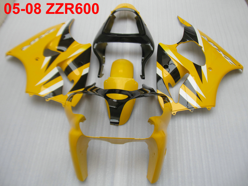 ♔ >> Fast delivery zzr600 fairing kit in Boat Sport