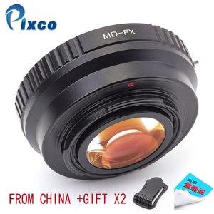 Image 1 - Pixco MD FX 초점 감속기, 미놀타 MD 렌즈 용 X A5 X A20 X A10 X A3 X A2 카메라