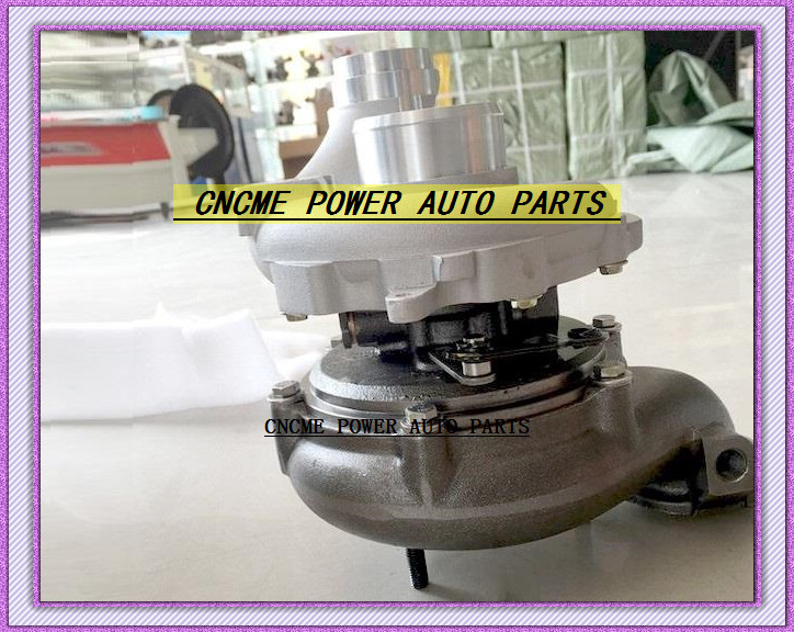TURBO 781743-5001S 764809-0001 764809-0002 777318 781743 764809 68004663AA A6420900880 For Jeep Grand Cherokee 2007- OM642 3.0L