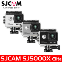 SJCAM SJ5000X Elite WiFi 4K 24fps 2K30fps Gyro Sports DV 2 0 LCD NTK96660 Diving 30m