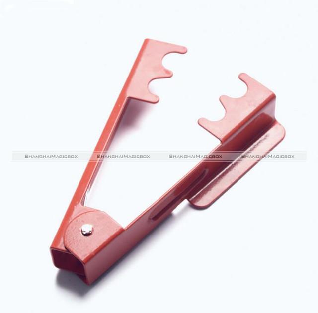 1pc DIY Cut Tool Florist Metal Gardon Flower Rose Thorn Stem Leaf Stripper 48817621