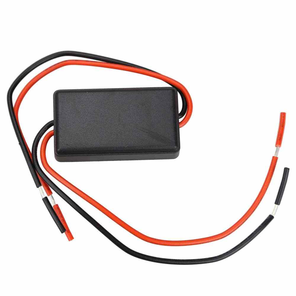Universal Strobe Controller Brake Light Flasher Module Flashing High Level  Third Back Rear Brake Light 12V LED Flash GS-100A