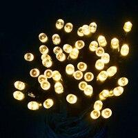 Outdoor Solar Lights Waterproof Solar Garlands Lamp Fairy lampada solar Christmas Party Garden Decoration String Strip Lights