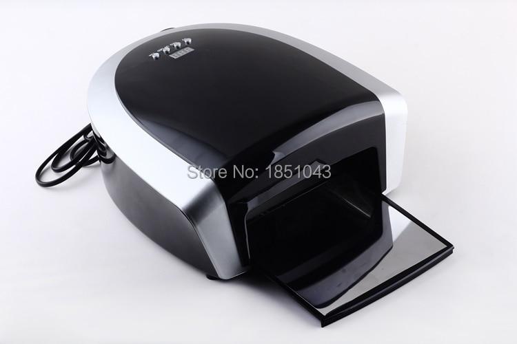 NEW Automatic Sensor 54W Led UV Lamp Gel Nail Dryer Fast Drying Nail Art Machine UV Gel Curing Lamp Tube Light Nail Dryer