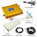 Dcs980 DCS 1800 Mhz teléfono móvil amplificador de señal DCS repetidor de la señal con log-periódica antena / antena de techo / divisor de la energía