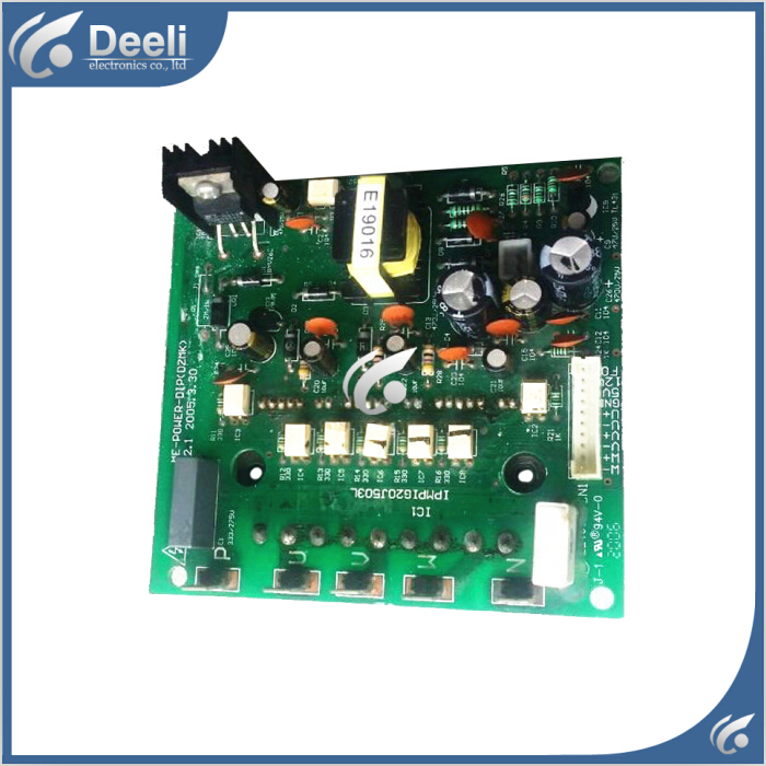 95% new good working for Air conditioning computer board ME-POWER-DIP(DZMK) circuit board good working for air conditioning board frequency module board me power 50a me power 50a ir341