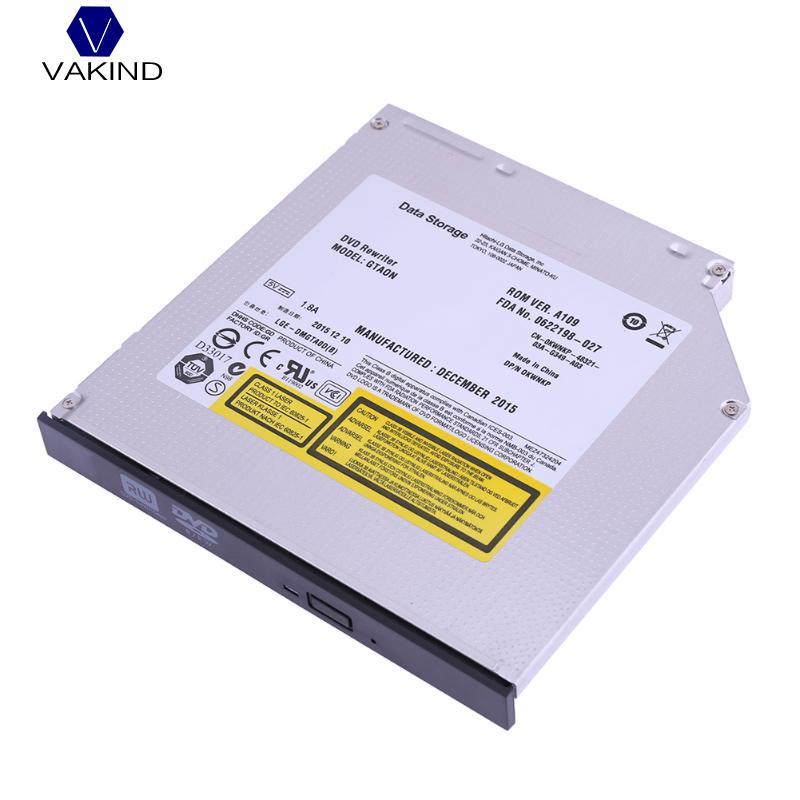 VAKIND Multifunktionale HL-T50N Dvd-brenner DVD-RAM Schriftsteller Reader Interne SATA Optisches Laufwerk Für Notebook Laptop PC