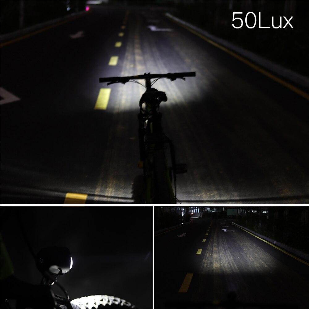 Image 3 - Ebike свет с фары и задний фонарь набор подходит для входа 12 В 24 в 36 в 48 В светодиодные лампы электрический велосипедный свет bafang e велосипед-in Аксессуары для электровелосипедов from Спорт и развлечения
