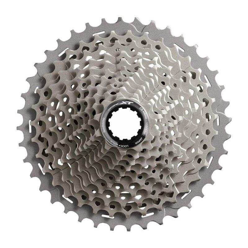 Shimano XT CS-M8000/M7000 vtt VTT roue libre pièces de vélo pignon Cassette 11-40/42/46 t