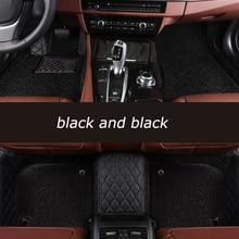 HeXinYan Custom Car Floor Mats for Haval All Models H3 H1 H2 H7 H8 H4 H6 H9 H5 M6 H2S coupe auto accessories car styling