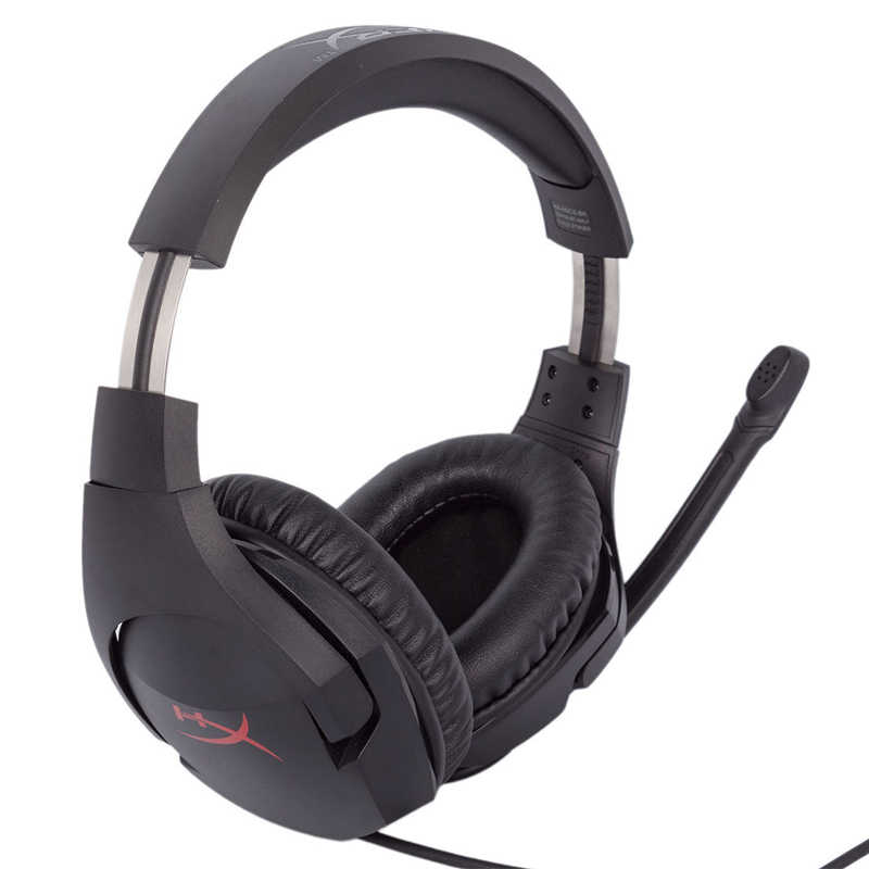 Kingston HyperX chmura Stinger słuchawki z mikrofonem Mic Auriculares Steelseries zestaw słuchawkowy do gier na PC PS4 Xbox komórkowy