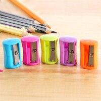 Cute Kawaii Pencil Sharpener Stationary Office School Supplies Accessories Manual Pencil Sharpeners Office & School Supplies