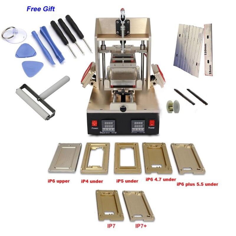 5 в 1 LY 998 Многофункциональный рамка Ближний рамка, станок сепаратор вакуум ЖК дисплей аппарат для разделения деталей и удаления клея рамка л