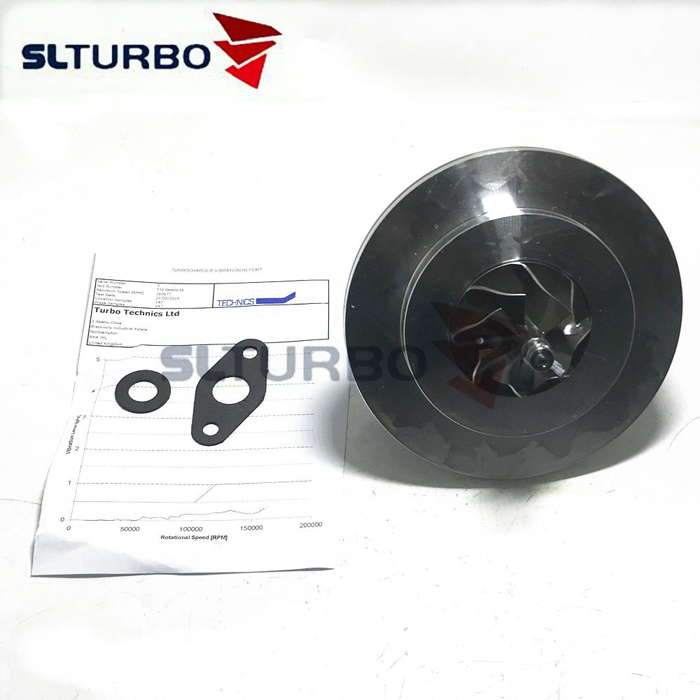 Turbo Charger K03 Turbine Cartridge Core CHRA 53039700016 53039700069 For Audi A6 S4 All Road 2.7 T AJK ARE AZB AGB V6
