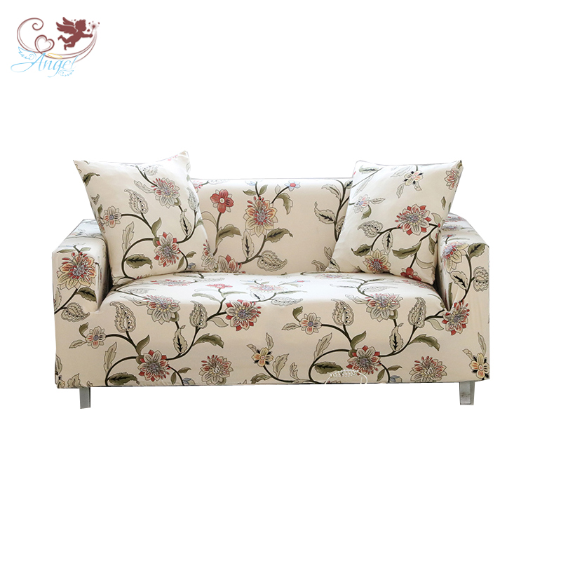 All Inclusive Sofa Slipcover Sectional Elastic Pastoral