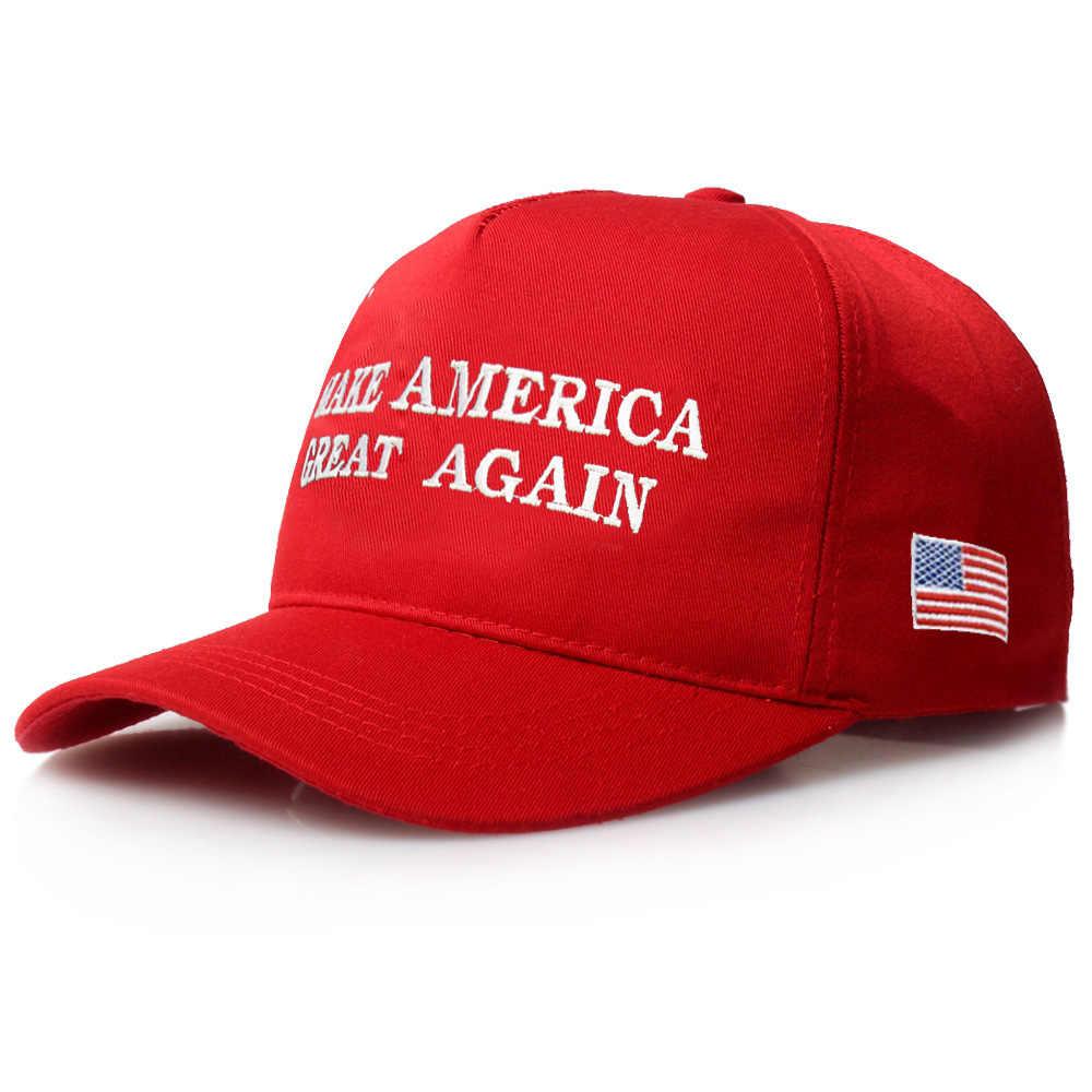 Оптовая продажа 2020, красная бейсболка Дональда Трампа, шапка с вышивкой американского флага, товары для американской акции