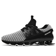 bd27a0e2 Talla grande 48 zapatos deportivos de verano para Hombre primavera suela  elástica Hombre Zapatillas de deporte