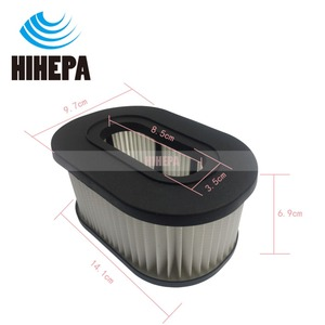 Image 2 - 2pcs Type 50 HEPA Filter for Hoover Foldaway 51000 series and Turbo Power 3100. Vacuum Cleaner Part Replace #40130050 #43615090