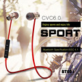 Magnet Sport Headset Wireless Bluetooth 4.1 Earphones and Earpiece Stereo Music Sports Running with Mic For Samsung Phones