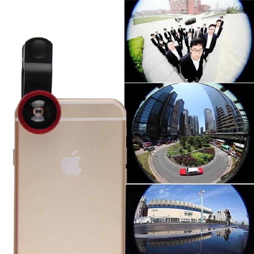 Universal 10in1 Lensa Kamera Telepon Kit 12x Tele Lie Fisheye Wide - Aksesori dan suku cadang ponsel - Foto 4
