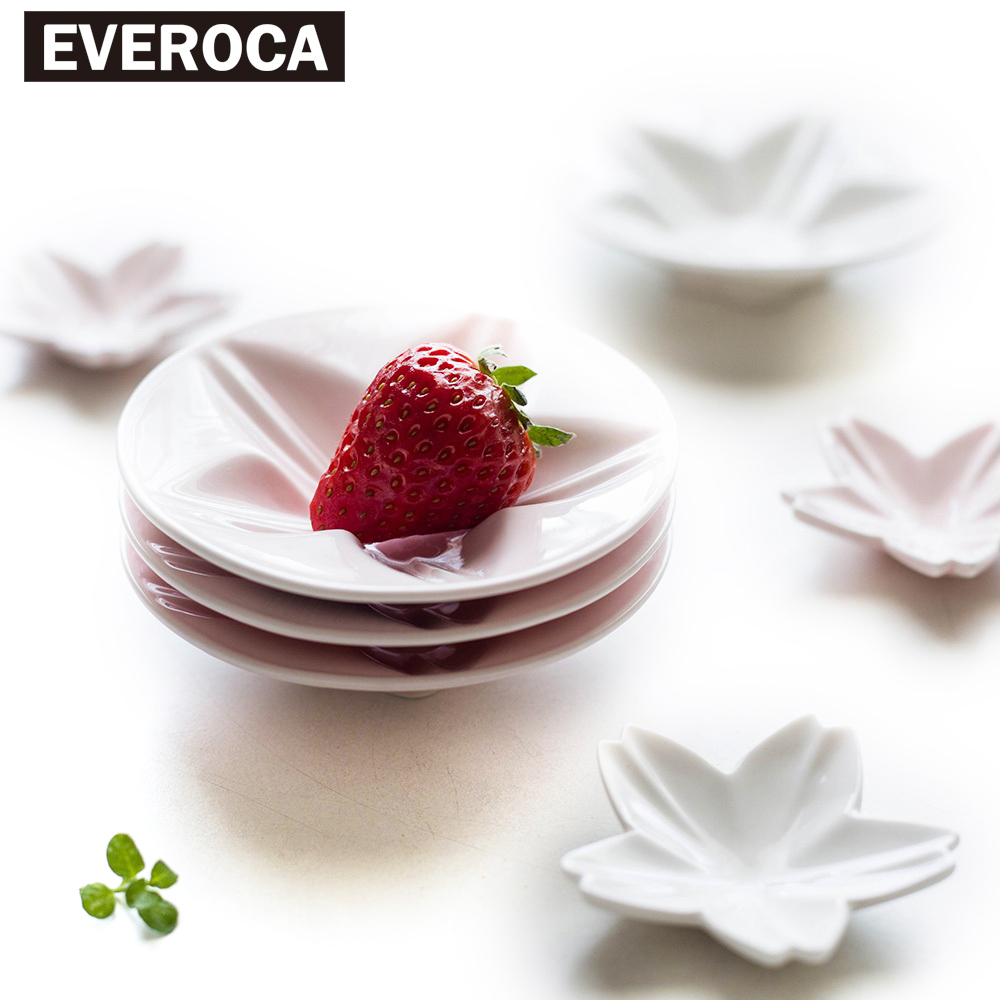 N 186 Japanese Cherry Ceramic ⑦ Seasoning Seasoning Small Dish