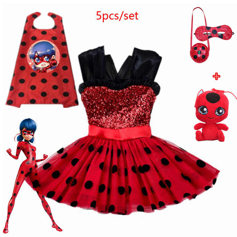 a5a5ffbb4 Detail Feedback Questions about Miraculous Ladybug Swimwear Suit ...