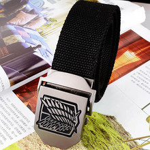 Attack On Titan Men Women Belt