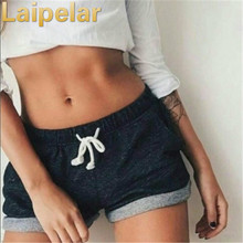 Hot Sale European Style Women Shorts Causal Cotton Sexy Home Short Womens Fitness Laipelar Casual Outfits