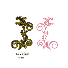 For Merry Christmas Metal Cutting Dies 47x72mm Branches DIY Scrapbooking Stamp Craft Die Photo Frame Invitation Card Decor(China)