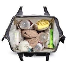Nursing Diaper Bag Baby Stroller Travel