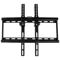 KSOL Flat Slim TV Wall Mount Bracket 23 28 30 32 40 42 48 50 55 inch LED LCD Plasma