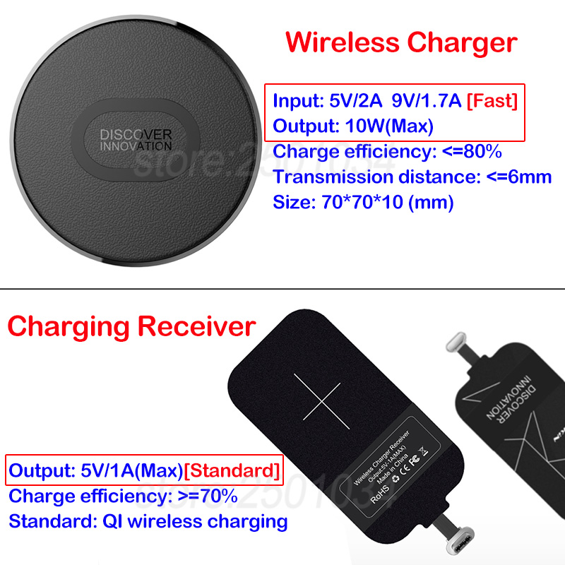 Image 4 - Nillkin Qi Wireless Charging for Huawei Honor 10 20 8X V20 Mate 10 20 P20 P30 Pro Lite Nova 3 4 5 5i P Smart Z Charger Receiver-in Mobile Phone Chargers from Cellphones & Telecommunications