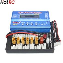 Nuevo iMAX B6 LCD pantalla Digital RC Lipo NiMh batería equilibrio cargador + B6AC Lipo carga XT60/T enchufe adaptador placa 2-6S