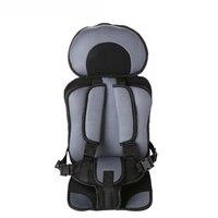 Asiento de bebé portátil Silla de viaje asiento de niño cojín de colchón cojín de viaje asiento de bebé hasta 12 años viejo