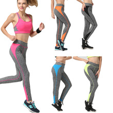 Hot Sale Corduroy Ladies Yoga Pants Sports Solid Patchwork Workout Fitness Mesh Tight Leggings Plus Size Sport Tights Running
