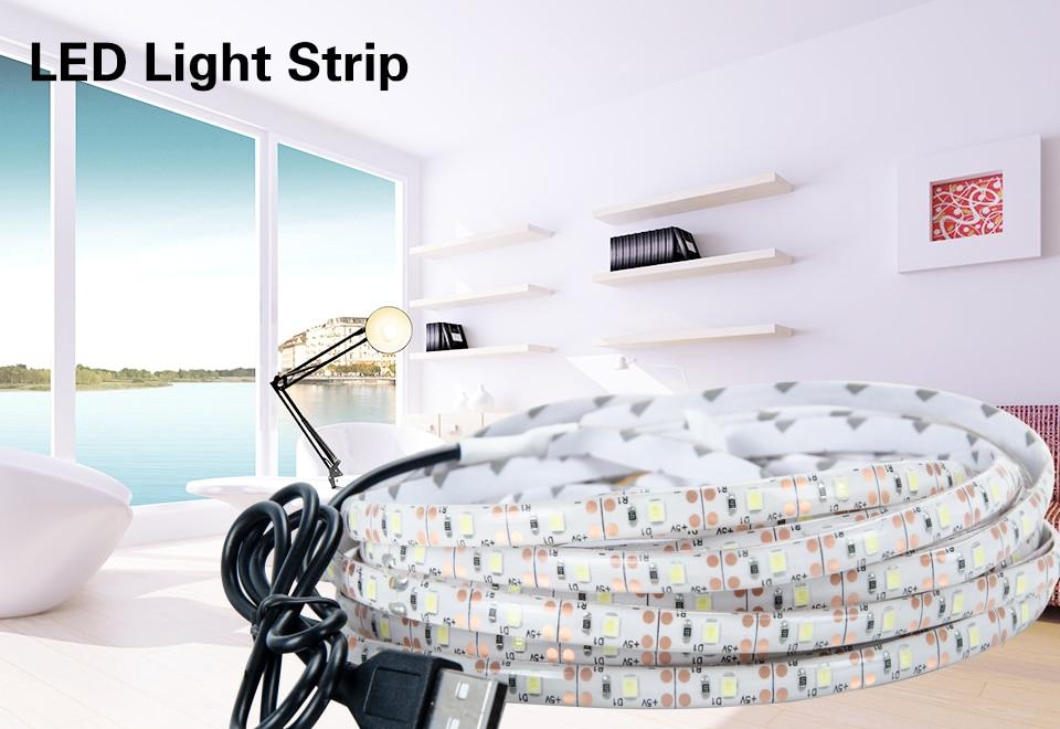 2835 USB LED Strip Light (1)