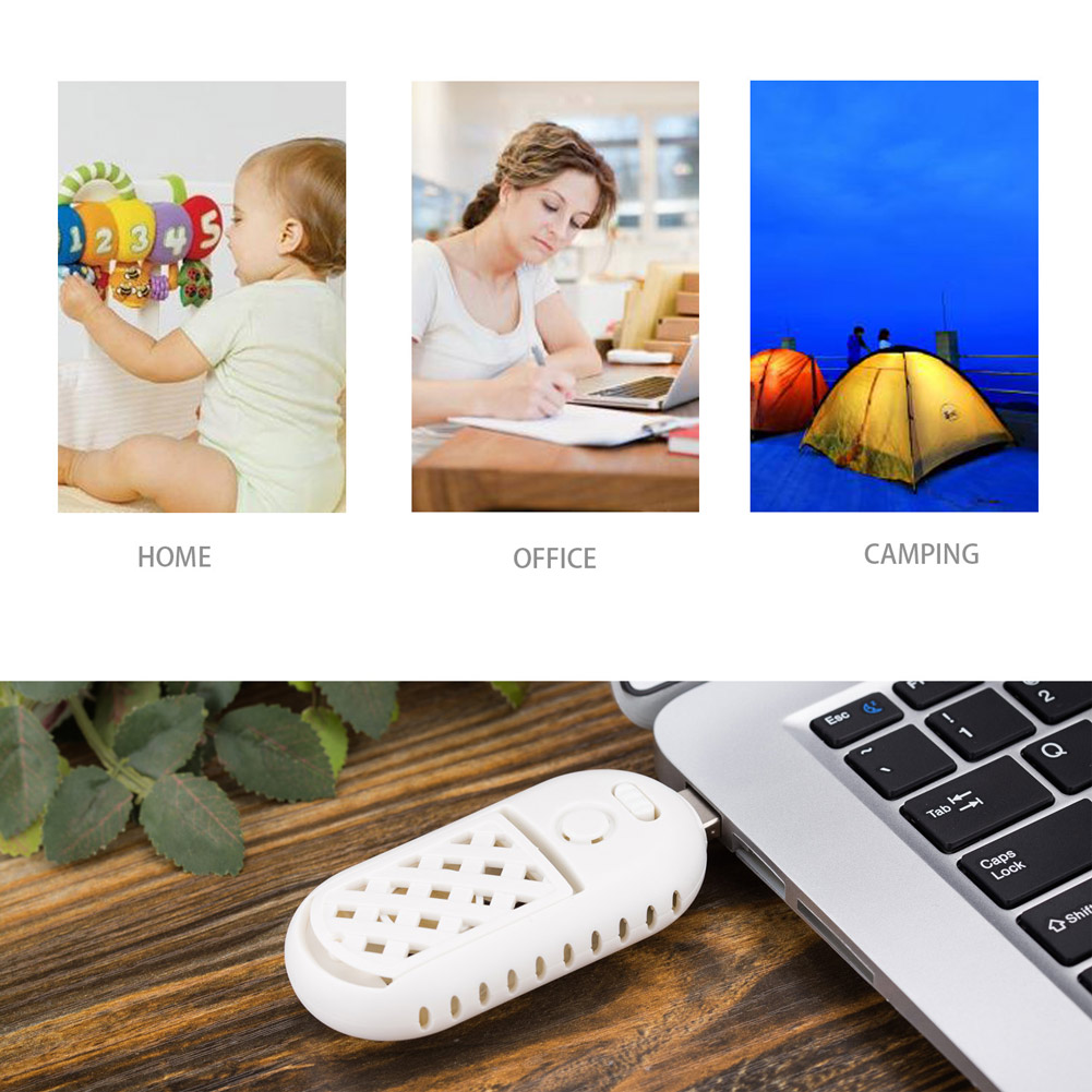 Ultrasonic Pest Portable USB Mosquito Killer Outdoor Home Electronic Insect Bug Reject Rat Mouse Repellent Hogard