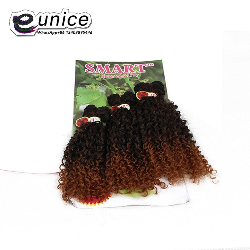 do cabelo encaracolado perverso malaio tecer tranças de crochê