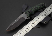 high hardness   VG10 Hoge EX-F01 knife camping equipment outdoor survival tools