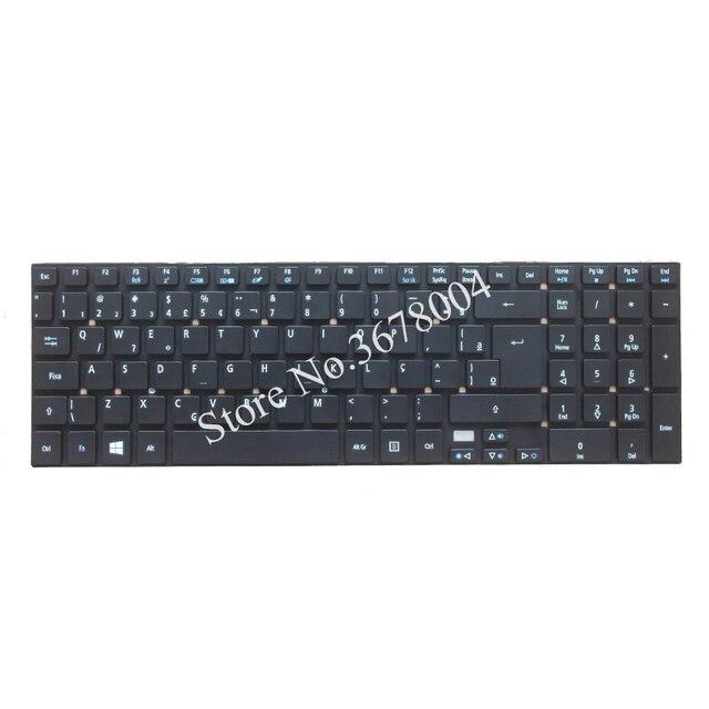 BR черный для Acer Packard Bell easynote TSX62HR TV11CM TV11HC TV43HC TV43HR TV44HC TV44HR TV43CM бразильская Клавиатура для ноутбука