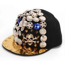 Moda punk niño gorra de béisbol sombrero casquillo gorras 5 panel hip hop  SnapBack sombrero casquillo de lavado para hombres Muj. 1ab69c76f68