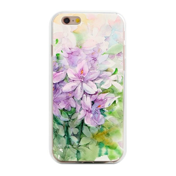 Hot salling multicolor animal plant fruit flowers soft tpu protective back cover case for iPhone 5 5s se phone case11