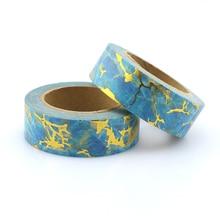New Foil Washi Tape Japanese 10meter Kawaii Scrapbooking Tools Masking Tape Christmas Photo Album Diy Decorative Tapes цена и фото