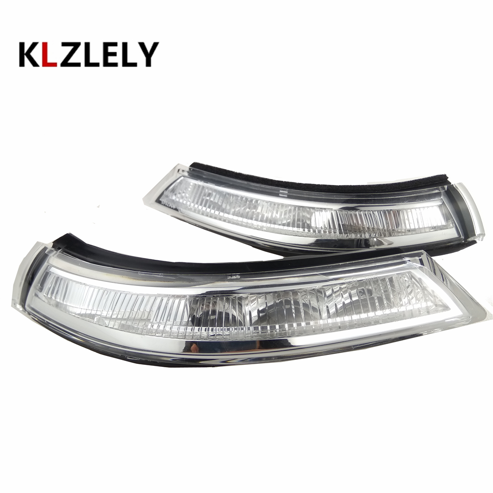 1 SET For Cadillac ATS Led Car Styling Side Mirror With Indicator Turn Signals Lights