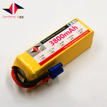 3800mAh 22.2V 40C 6S LYNYOUNG lipo battery for RC Drones Airplane Helicopter Quadrotor Rechargeable battery