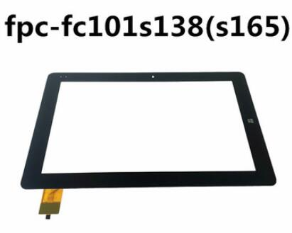 New 10.6 touch screen for Chuwi Vi10 FPC-FC101S138(S165)-01 touch panel digitizer Glass Sensor Replacement Free Ship a new for bq 1045g orion touch screen digitizer panel replacement glass sensor sq pg1033 fpc a1 dj yj313fpc v1 fhx