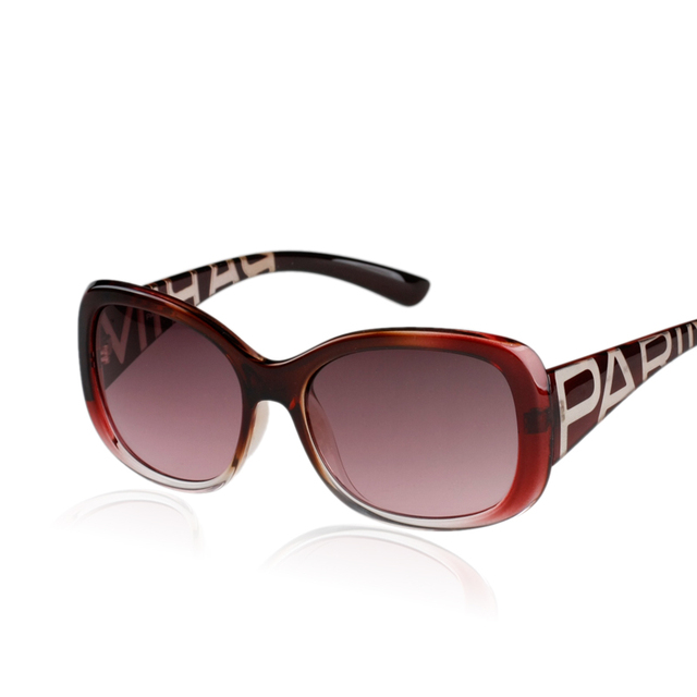 The left bank of glasses left bank parim sunglasses female sunglasses 9308 three-color