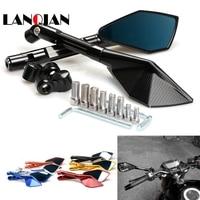 Motorcycle Backup Rearview Mirrors accessories mirror for Yamaha FZ6 FAZER FZ6R FZ8 MT 07/FZ 7 MT 09 FZ9 FZ1 MT 01 MT 03 fz1 r15